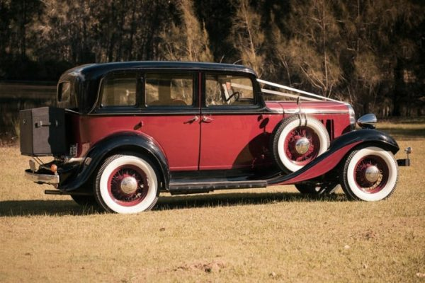 a-clyde04-min - Exclusive Vintage Wedding Cars Hunter Valley Vintage Wedding Car Hire Pokolbin Lovedale Maitland Newcastle Cessnock