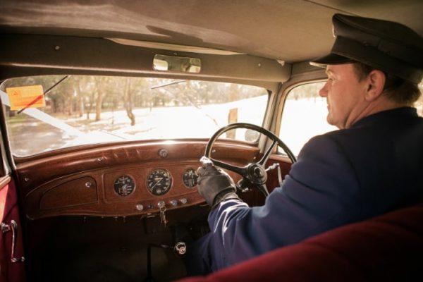 a-clyde07-min - Exclusive Vintage Wedding Cars Hunter Valley Vintage Wedding Car Hire Pokolbin Lovedale Maitland Newcastle Cessnock