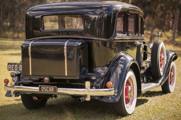 a-oscar06 - Exclusive Vintage Wedding Cars Hunter Valley Vintage Wedding Car Hire Pokolbin Lovedale Maitland Newcastle Cessnock