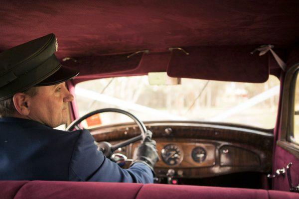 a-oscar09 - Exclusive Vintage Wedding Cars Hunter Valley Vintage Wedding Car Hire Pokolbin Lovedale Maitland Newcastle Cessnock