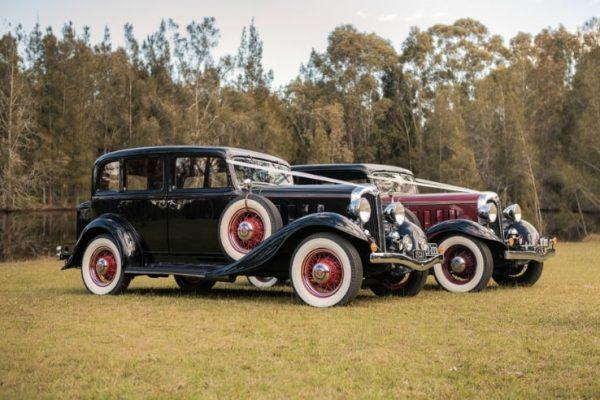 b-combination24-min - Exclusive Vintage Wedding Cars Hunter Valley Vintage Wedding Car Hire Pokolbin Lovedale Maitland Newcastle Cessnock
