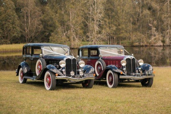 b-combination25-min - Exclusive Vintage Wedding Cars Hunter Valley Vintage Wedding Car Hire Pokolbin Lovedale Maitland Newcastle Cessnock